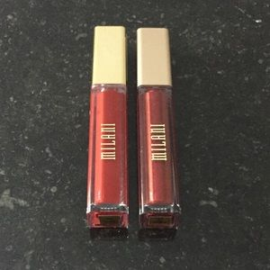 MILANI Lip Creme Set of 2, NEW.